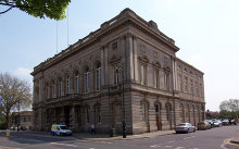 Grimsby, Town Hall Lincolnshire © David Wright